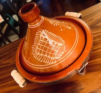 Moroccan traditional pottery cooking ware Ottawa, K1G 3T4