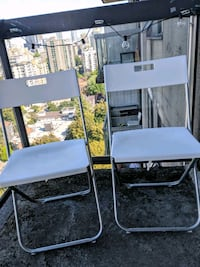 Folding Chairs - Ikea Gunde Vancouver, V6G 2L9
