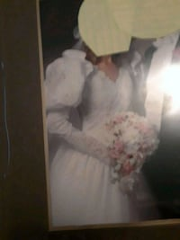 BEAUTIFUL WEDDING DRESS SIZE 7 OR 9  Chicago Ridge, 60415