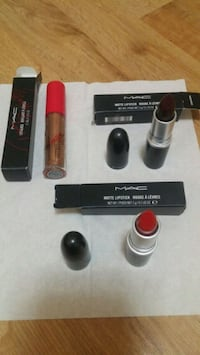 Brand new never used mac make up Abbotsford, V2S 7M7