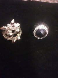 two silver-colored rings Chico, 95926