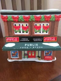 Publix collectable decoritive house Saint Petersburg, 33701