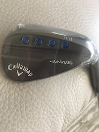 Brand New Callaway Mack Daddy 5 JAWS 52* Gap Wedge Honolulu, 96822