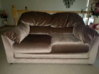 2 peice couch and love seat grey Homer Glen, 60491