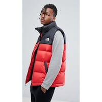 The North Face Vest , 0840