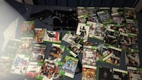 Xbox 360 with Kinect and 43 games (need gone) Edmonton, T5X 4C2