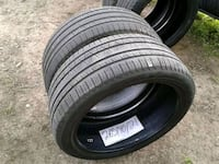 black and gray car tire set Georgetown, 78626