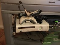 Xbox 360 with lots of games