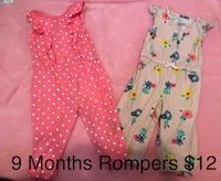 pink and white floral pants Killeen, 76542
