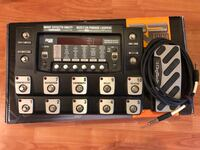 RP 1000 Digitech footswitcher effects. New York, 11211