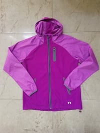 Under Armour Light Weight Jacket (Pink) null