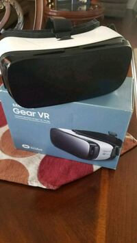 black Samsung Gear VR with box Riverview, 33579