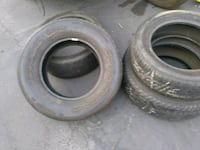 two gray auto wheel with tires Riverside, 92509