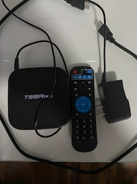 TV Android Box 16gb