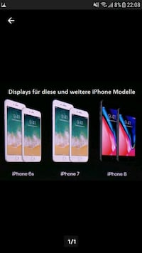 Display für alle iPhone Modelle  Bremen, 28217