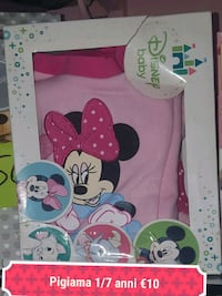 Scatola di Minnie Mouse Clubhouse Topolino Disney Napoli, 80139