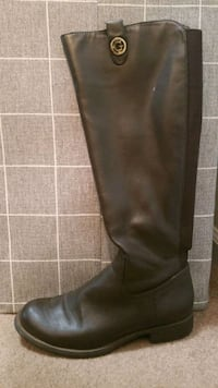 Dark Brown Guess Long Boots Springfield, 22153