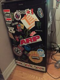 Mini fridge - black  Toronto
