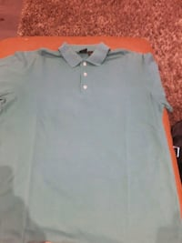 Hugo boss men's green golf shirt sz lrg Toronto, M9C 4K9