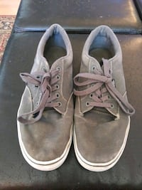 Vans Men Gray Shoes Size 10.5 Gaithersburg, 20886