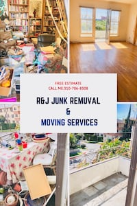 JUNK REMOVAL & MOVING SERVICES Los Ángeles