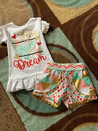 BNWOT toddler outfit Columbia, 29223