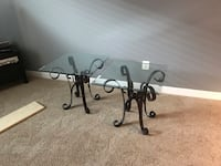 Glass End Tables Ashburn, 20147