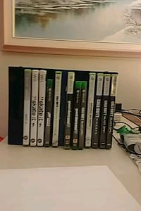Read disc Xbox 360, xbox one and wii games Hamilton, L8E 2S9