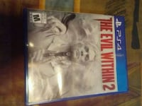 The Evil Within 2 Ps4 Toronto, M9P 2R7