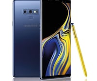Black samsung galaxy note 9 unlocked 128GB Washington, 20017