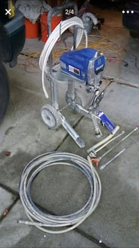 blue and gray pressure washer Manteca, 95336