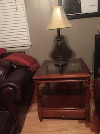 Coffee table and 2 end tables 487 mi