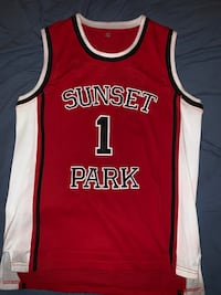 Sunset Park Basketball Jersey  Toronto, M6M 5H9