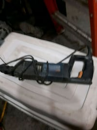 black and gray corded power tool Calgary, T2A
