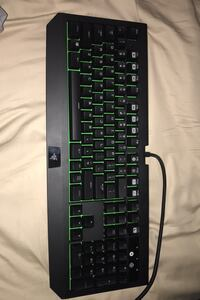 Razer Blackwidow Ultimate 2016 Edition Green White Rock, V4B 1K6