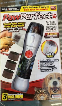 Paw Perfect Nail Trimmer