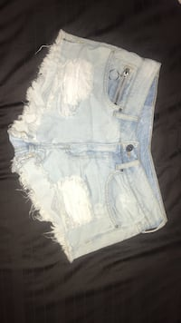 WHO WEARS SHORT SHORTS?! SIZE 4 Vaughan, L6A 1N6