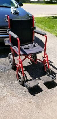 Comfort style Wheelchair