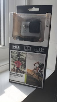 Gray iessentials action camera pack price is firm Calgary, T3C 1Z1