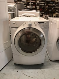 Whirlpool Washer Brentwood
