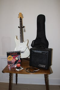 Electric Guitar Kit Mexico, 65285