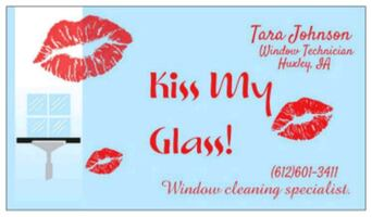 Kiss My Glass! Window cleaning technitions