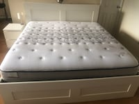 Kingsize posturepedic mattress (original price $10 Washington, 20009