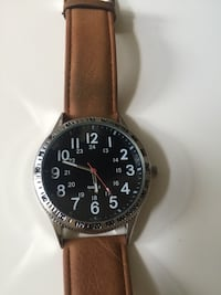 QUALITY QUARTS WATCH~Unisex Toronto, M9L