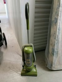 green and black upright vacuum cleaner Houston, 77070