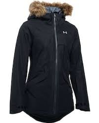 Under Armour coldgear infrared jacket black $150 size L