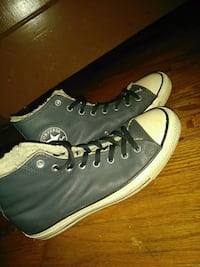 pair of gray Converse All Star low-top sneakers Nashville, 37207
