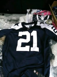 26ec9a88ddc Used Authentic limited edition DAK PRESCOTT JERSEYS for sale in ...