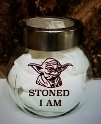 Stash jars