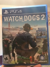 WATCH DOGS 2 PS4 Ocala, 34473